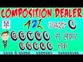 Accounting entry of Composition dealer her book, gstr4 return,composition dealer entry in tally erp9
