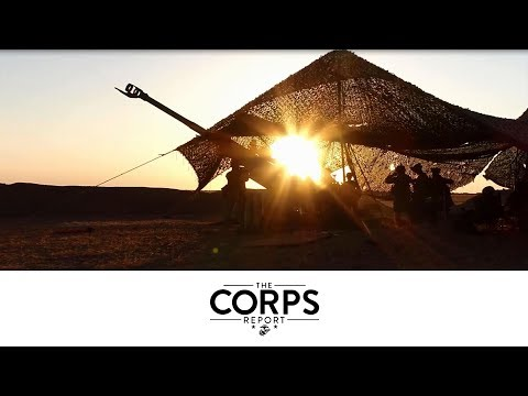 Marines Combat ISIS and Uniform Surveys are Here (The Corps Report Ep. 105)