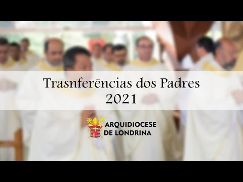 ANÚNCIO DE TRANSFERÊNCIA DOS PADRES PARA 2021