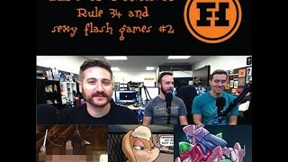 Best of Funhaus: R34 and Sexy Flash Games (Part 2)