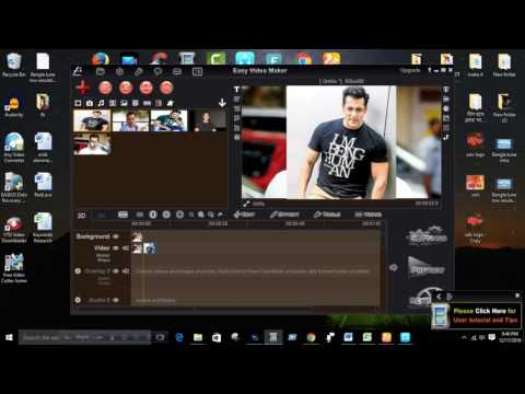 How to make a video with easy video maker thumbnail