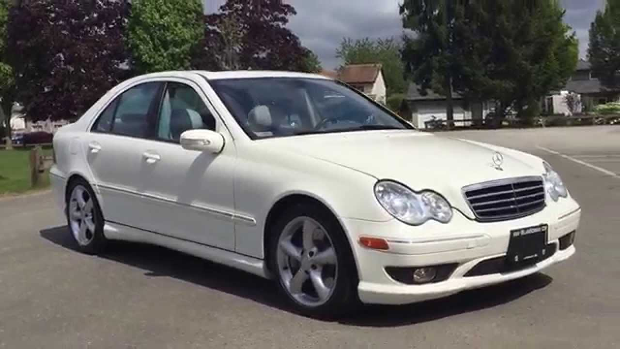 2006 mercedes benz c230 sport package sold youtube for 2006 mercedes benz c230 problems