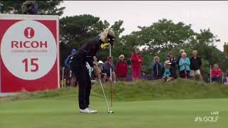 2018 British Open Round 2 Highlights