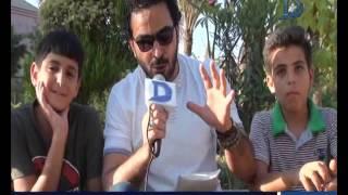 حلم شعب xصورة رئيس  مع على بيجامة حلقة 20-7-2017