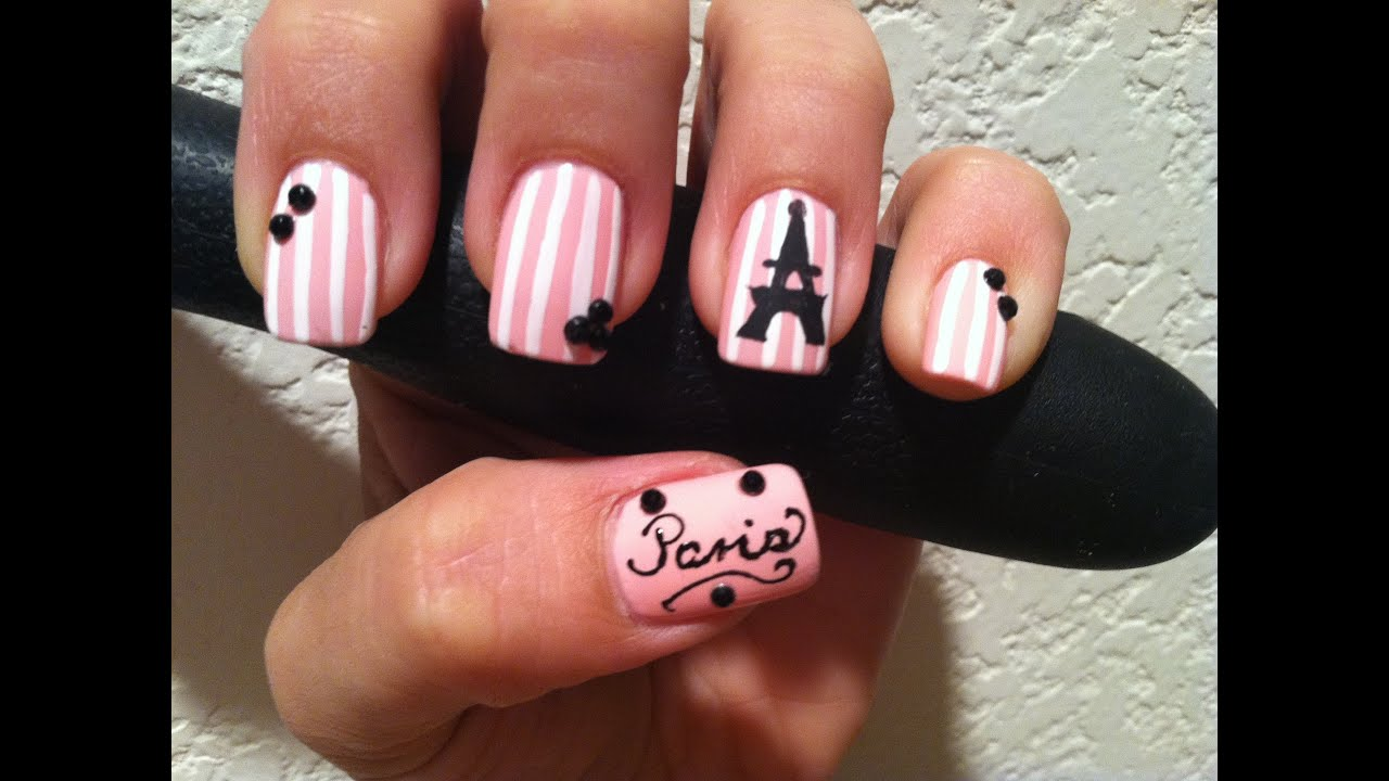 Paris Nails Youtube