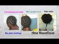 #3 1 cm de pousse en un mois | Crochet take down | + Mini Length check + Futur Challenge / Vidéos