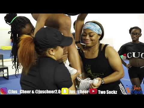 Jus Cheer Elite- On The Road To Competition Ep.1