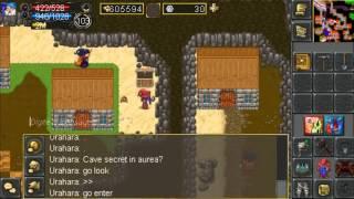 Secret Caves in Aurea!