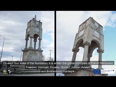 Historical&Cultural Heritage in Uzunkopru (Turkey)-Haskovo(Bulgaria) Regi
