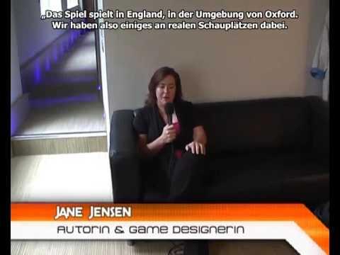 Gray Matter -  mit Jane Jensen & Stars 13