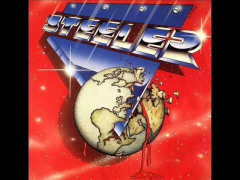 Steeler- Rulin' The Earth (FULL ALBUM) 1985