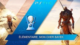 Assassin's Creed Origins - Elementary, My Dear Bayek | Élémentaire, mon cher Bayek