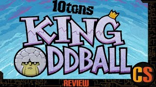 KING ODDBALL - PS4 REVIEW