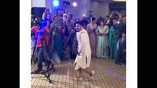 Mere yaar ki shaadi hai... surprise performance for my brother's wedding