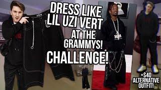 Baixar DRESS LIKE LIL UZI VERT AT THE GRAMMYS CHALLENGE! (+ $40 Alternative!)