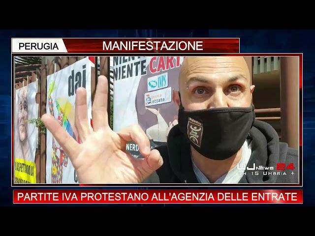 Tg Umbria+Teleterni del 23 aprile 2021
