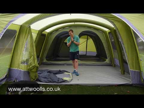 Vango Verona 600XL Tent Review 2018