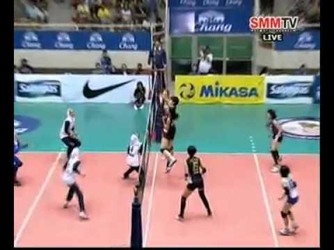 Hisamitsu Springs (Japan) vs Matin Varamin (Iran) #volleyballzone.net