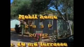 Camping la Griotte à Bormes les Mimosas viste des locations mobil-homes