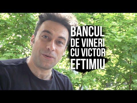 Bancul de Vineri cu Victor Eftimiu - Bancul 1