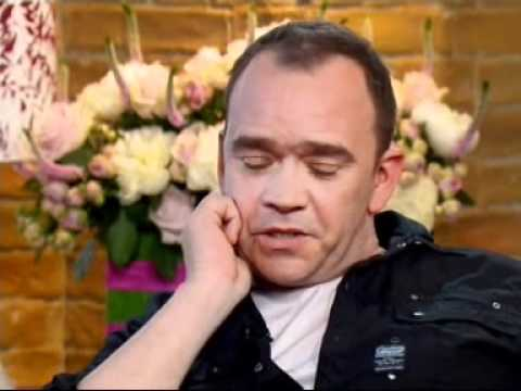 Todd Carty  on ITV1 This Morning 02.07.10