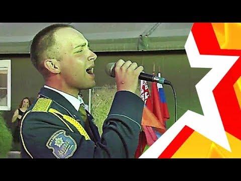 Солдат-срочник из Беларуси на армянском языке ПРОНИКНОВЕННО спел на учениях БОЕВОЕ СОДРУЖЕСТВО-2017