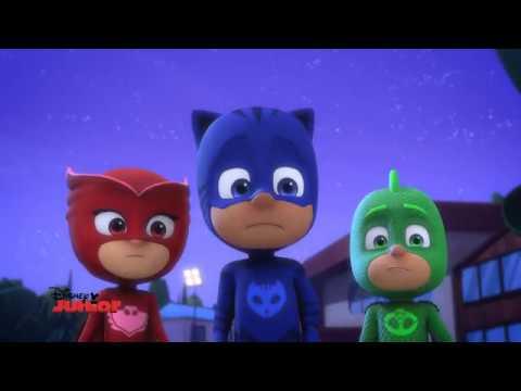 Pj masks super pigiamini il mini ninja spia dall episodio