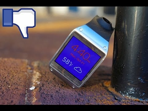 5 awful things about the Galaxy Gear | Pocketnow