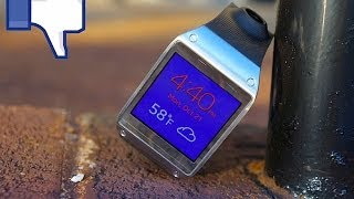 5 awful things about the Galaxy Gear