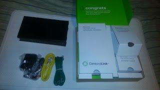 Zyxel C1100Z 802.11n VDSL2 Wireless Gateway CenturyLink 300 Mbps TR-069 Modem DSL