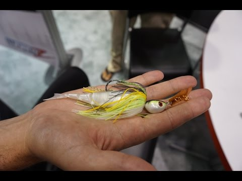 ICAST 2015 David Walker and Luke Clausen on the Z Man Chatterbait