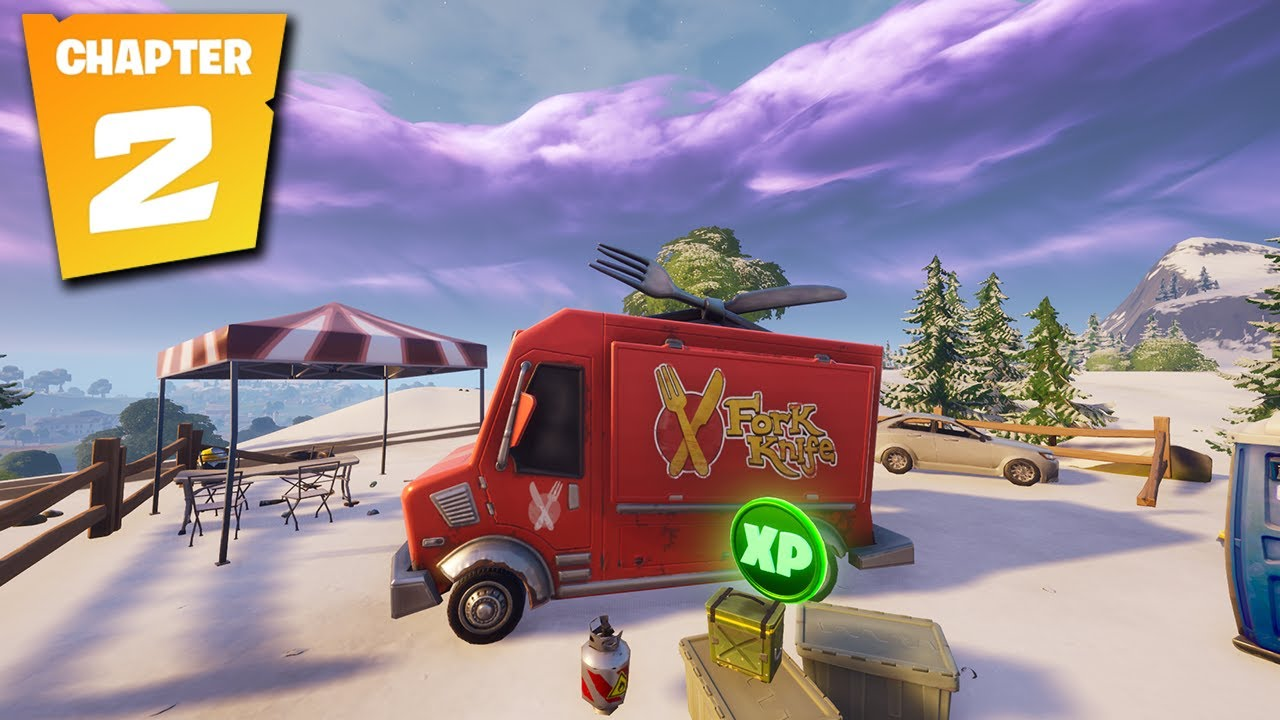Fortnite: Visit Different Food Trucks, How to unlock ...