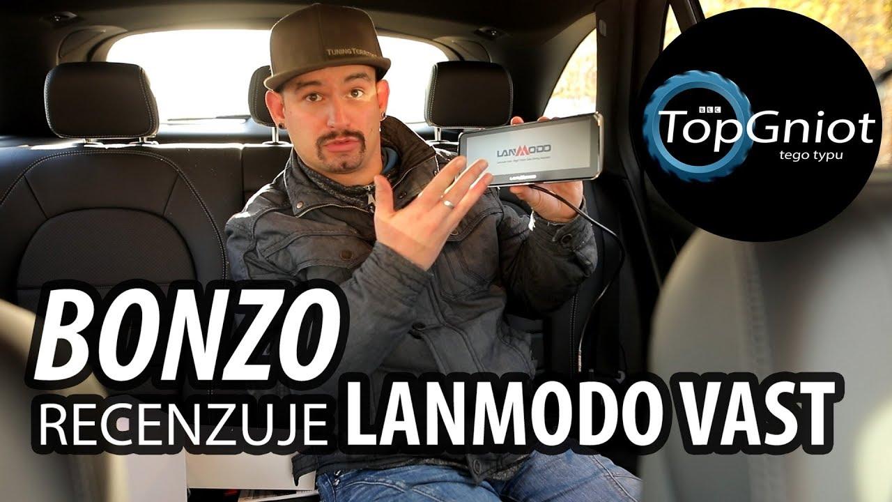 Tiger Bonzo recenzuje Lanmodo Vast Night Vision