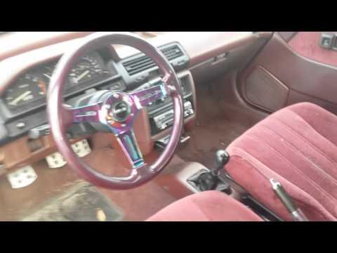 1989 Honda civic lx walkaround