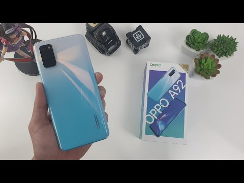 Oppo A92 2020 Unboxing | Snapdragon 665, Hands-On, Unbox, Design, Set Up new, Camera Test