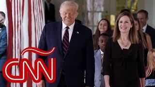 Trump designa a Amy Coney Barrett para la Corte Suprema