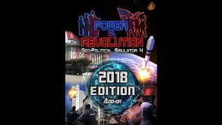 Power & Revolution 2018 - SPACE, CYBER-WARFARE, SPACE!