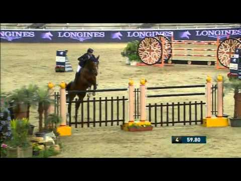 Longines Global Champions Tour of Doha Grand Prix - Round 2/