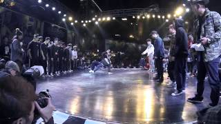 BBOY DANNY-CASTER EVOLUTION & MIGHTY ZULU KING