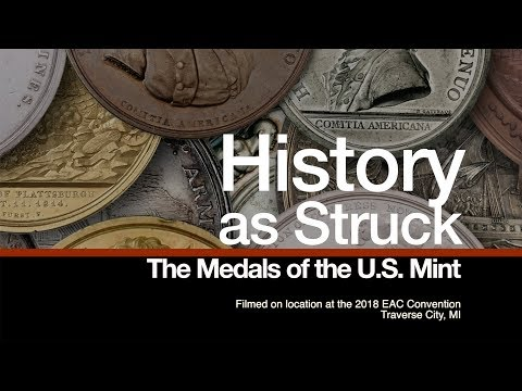CoinWeek: History As Struck: The Medals Of The United States Mint