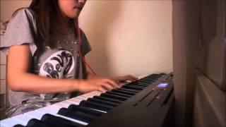 r5 smile piano cover