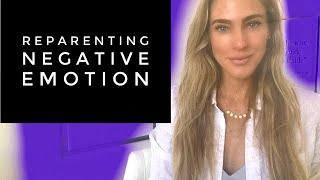 Reparenting Negative Emotions