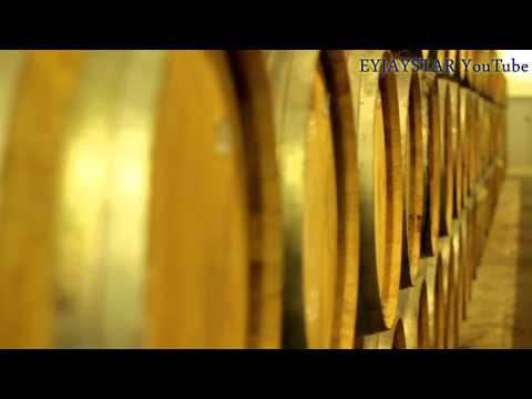 Ереванский Коньячный завод Арарат. Yerevan Brandy Factory Ararat. (HD)
