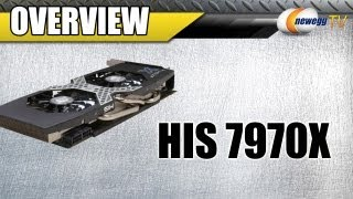 newegg tv his 7970 x radeon hd 7970 video card overview with benchmarks