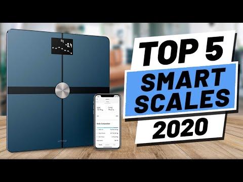 Top 5 BEST Smart Scale (2020)