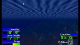 bass master 2000 gameplay