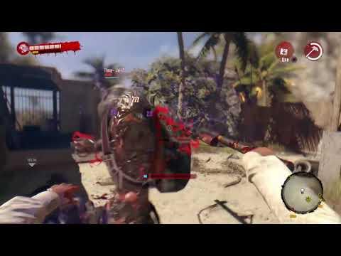 Dead Island: Riptide - Dance for me zed