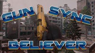 Believer Gun Sync! (Modern Warfare Remastered)