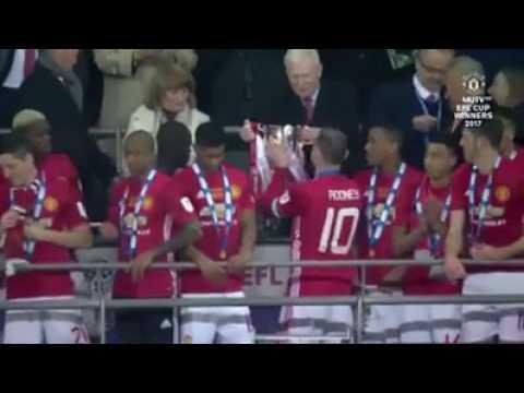 Cristiano Ronaldo Manchester United Song