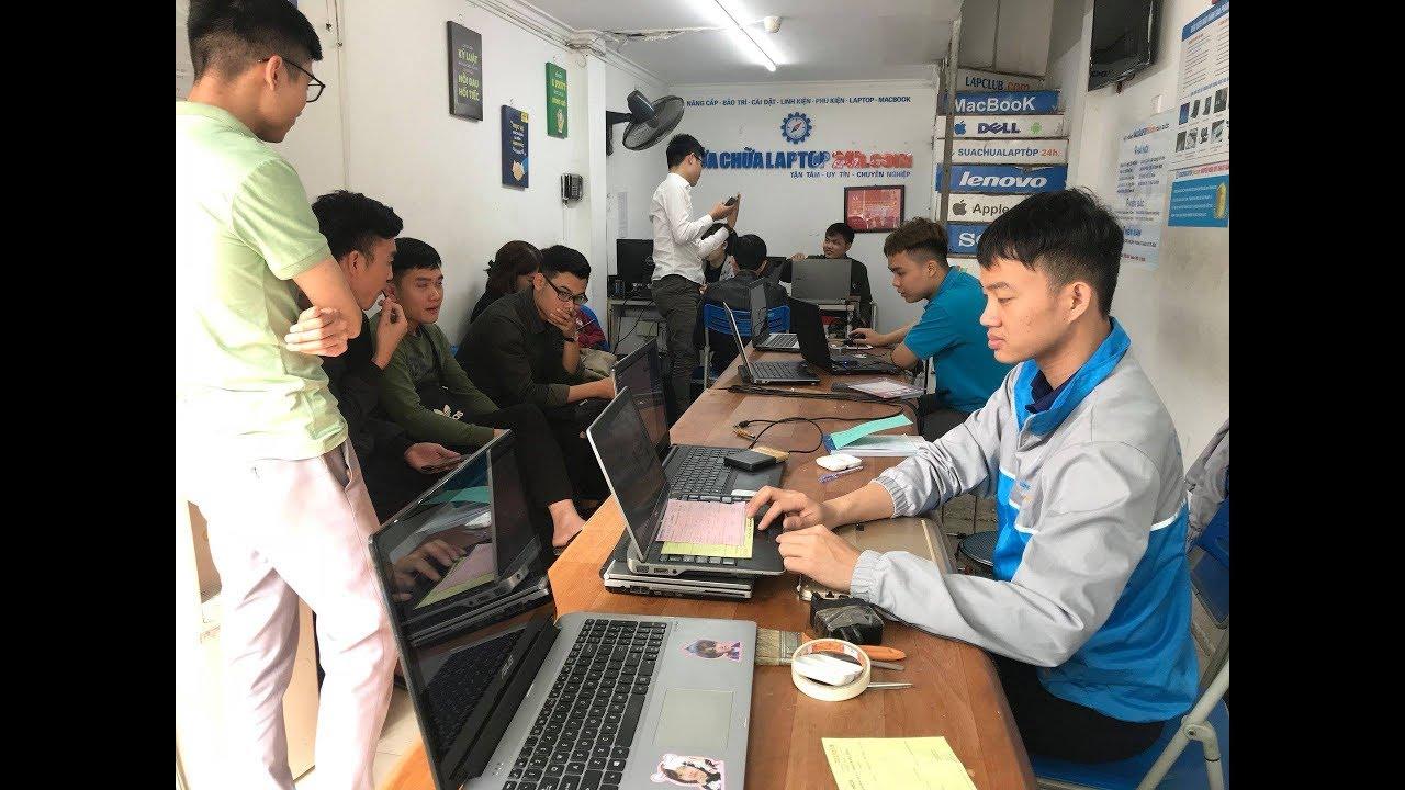5 Tiêu chí để nhận biết một cơ sở sửa chữa Laptop uy tín